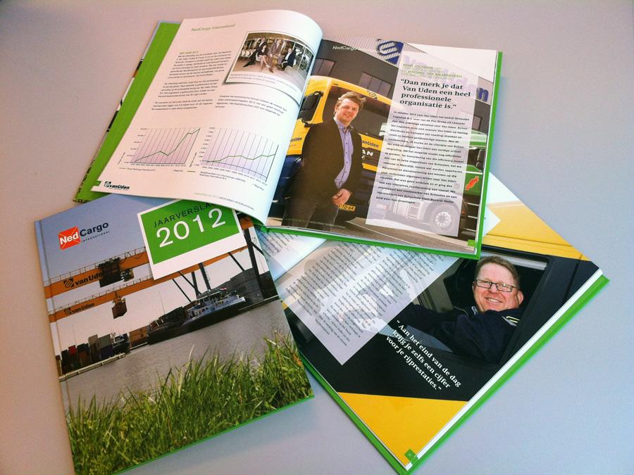 jaarverslag Van Uden 2012